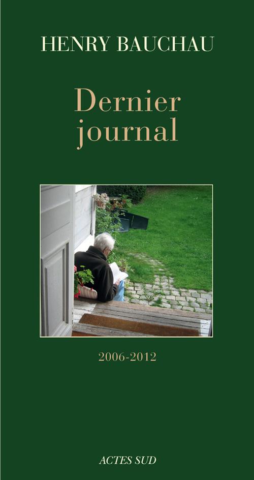 DERNIER JOURNAL - 2006-2012