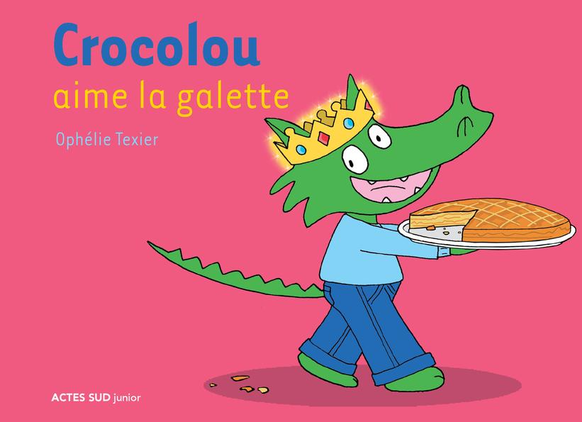 CROCOLOU AIME LA GALETTE