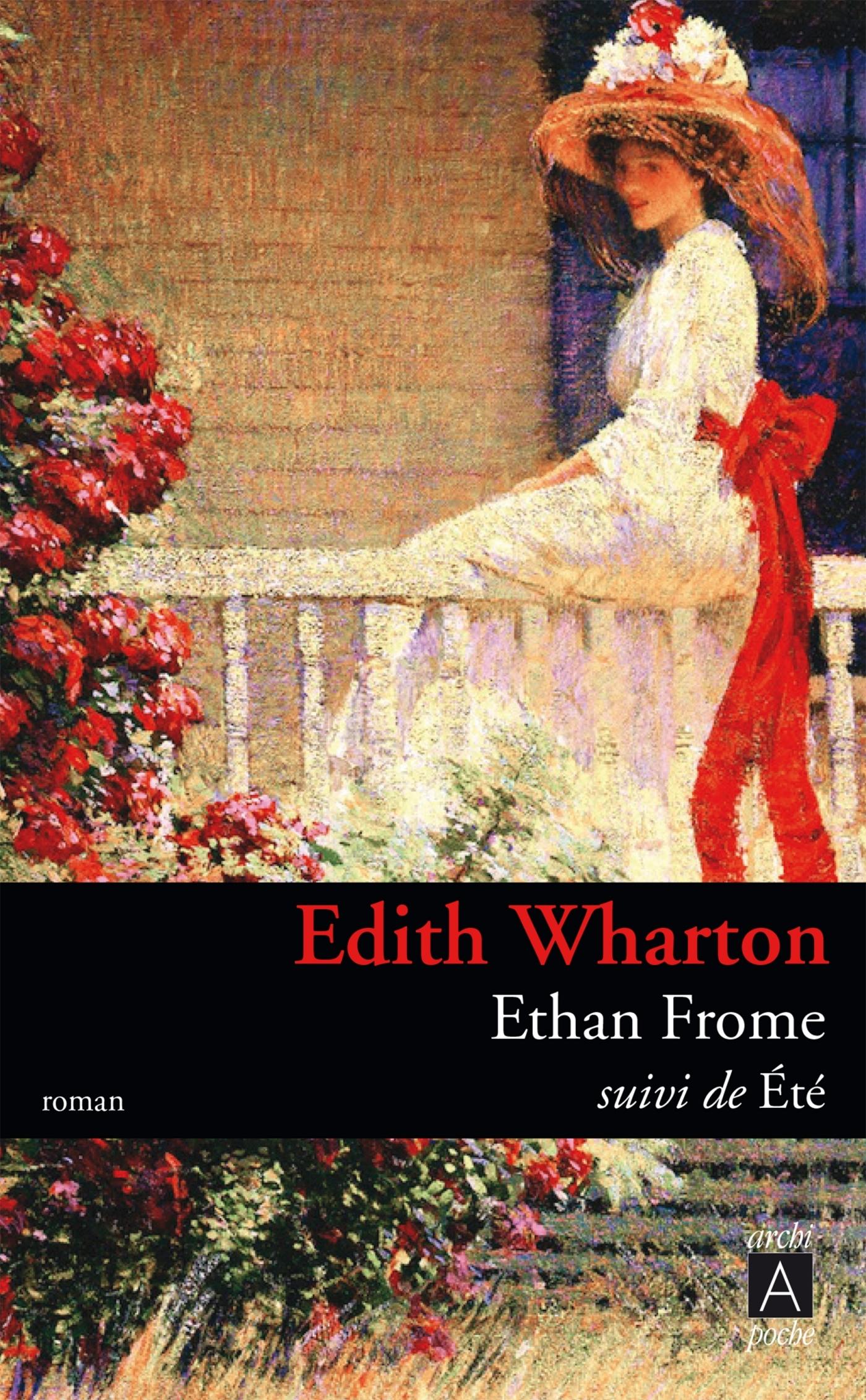 ETHAN FROME - SUIVI DE ETE