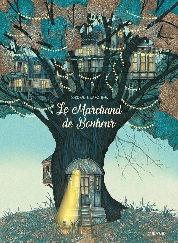 LE MARCHAND DE BONHEUR