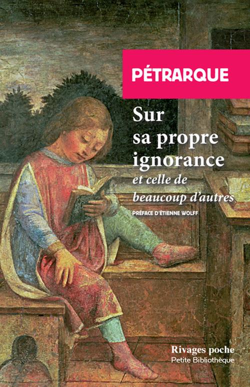 SUR SA PROPRE IGNORANCE - ET CELLE DE BEAUCOUP D'AUTRES