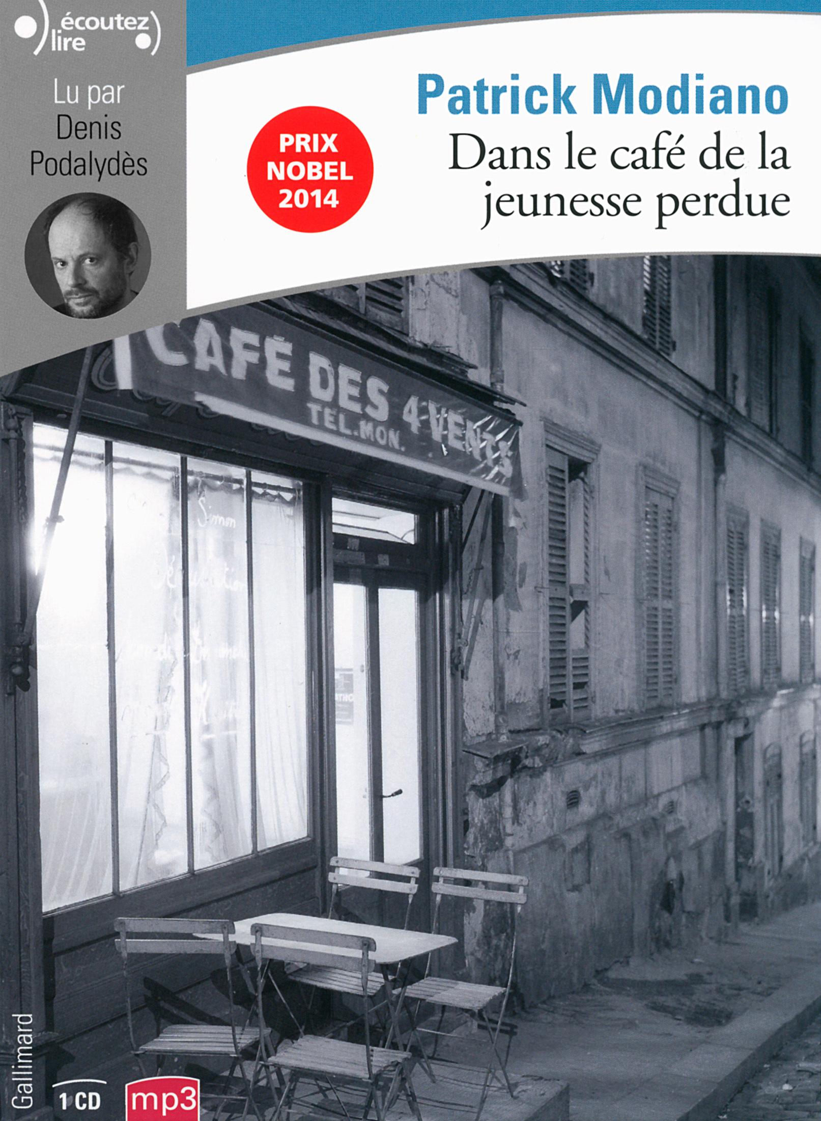 DANS LE CAFE DE LA JEUNESSE PERDUE CD