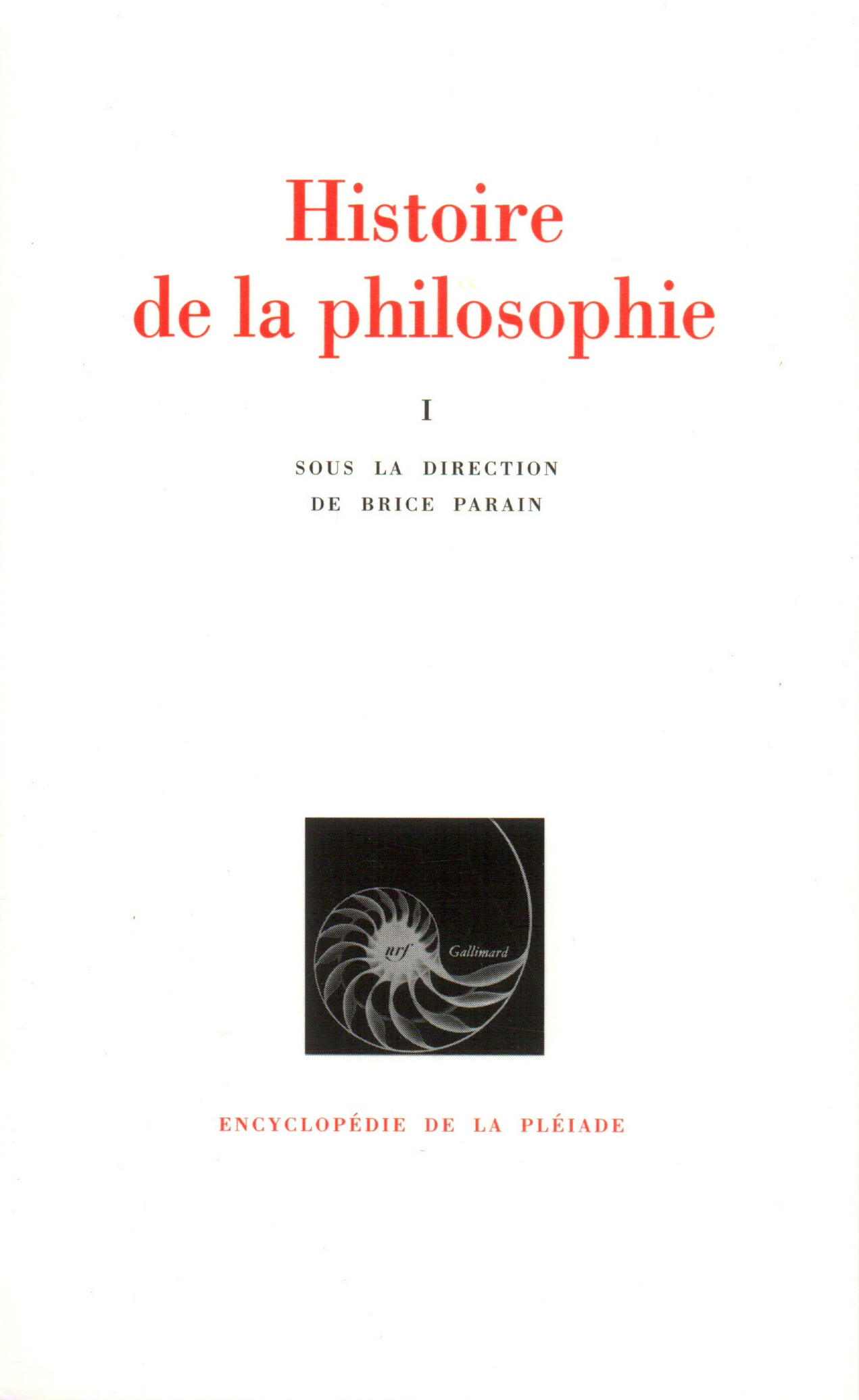 HISTOIRE DE LA PHILOSOPHIE - ORIENT - ANTIQUITE - MOYEN AGE