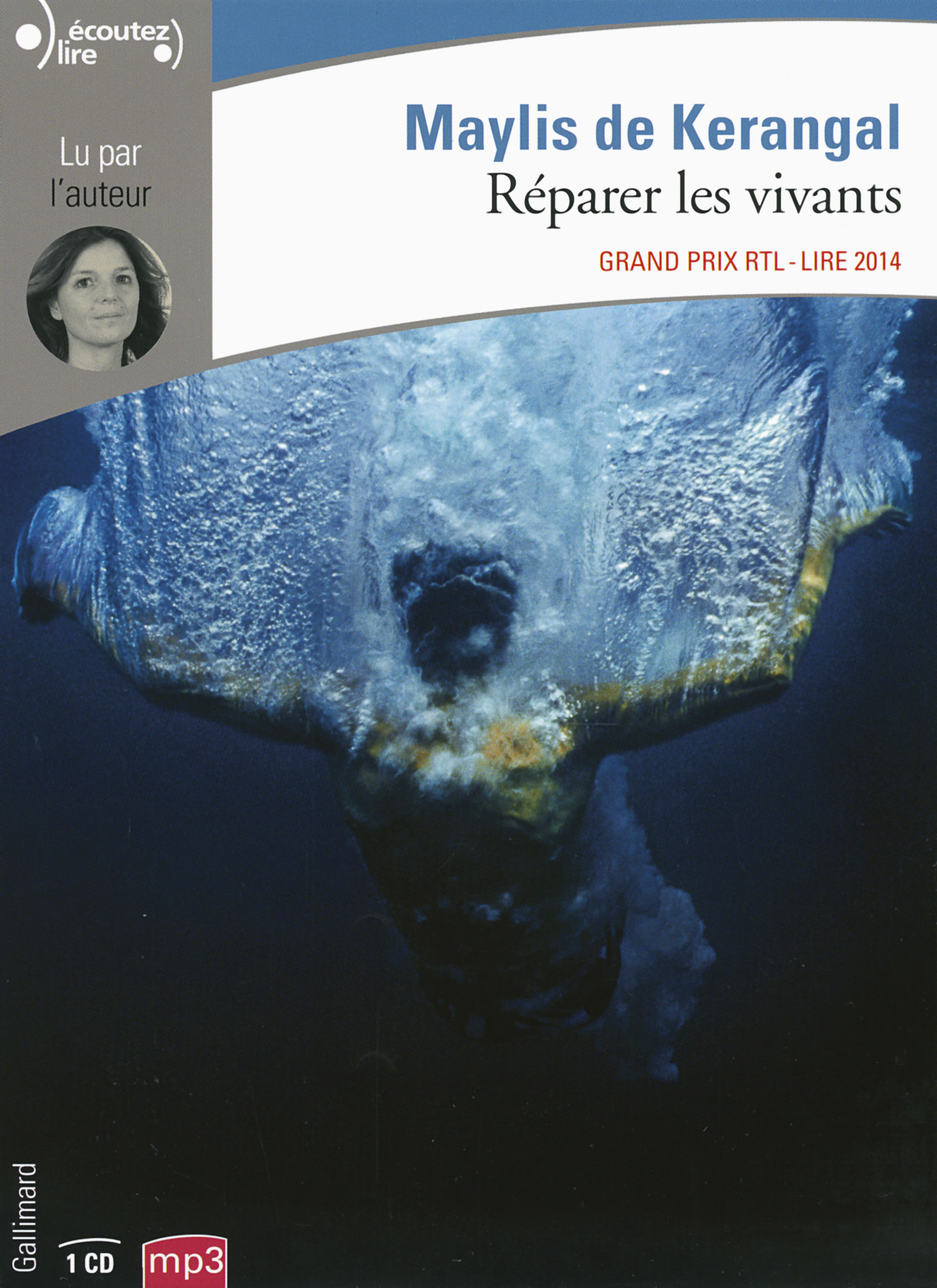 REPARER LES VIVANTS CD