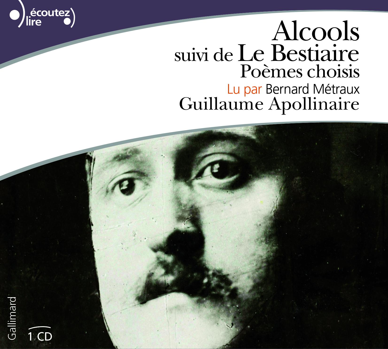 ALCOOLS CD - POEMES CHOISIS