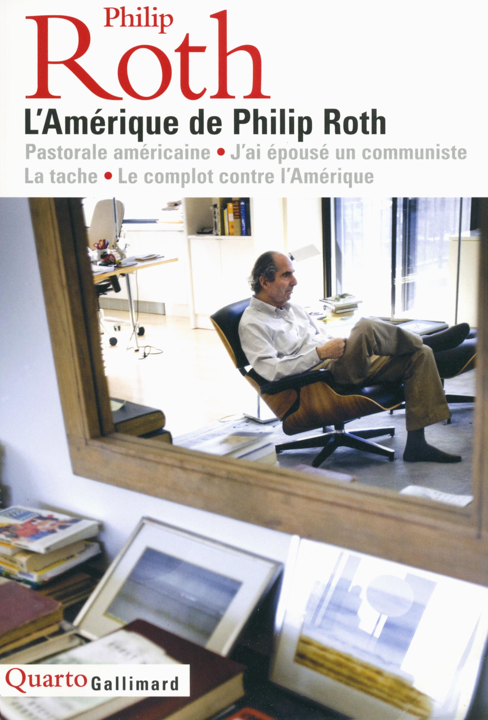 L'AMERIQUE DE PHILIP ROTH