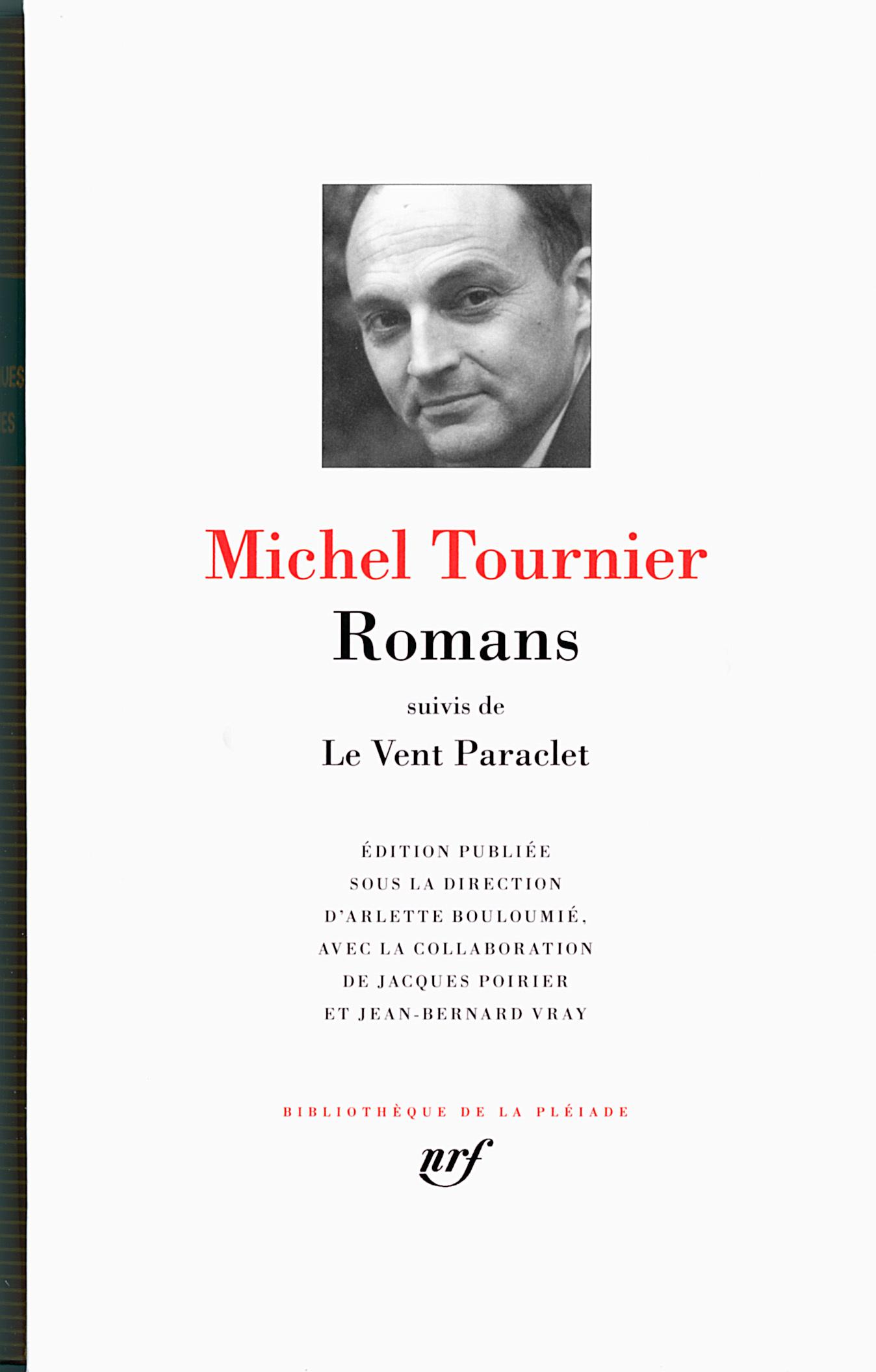 ROMANS/LE VENT PARACLET