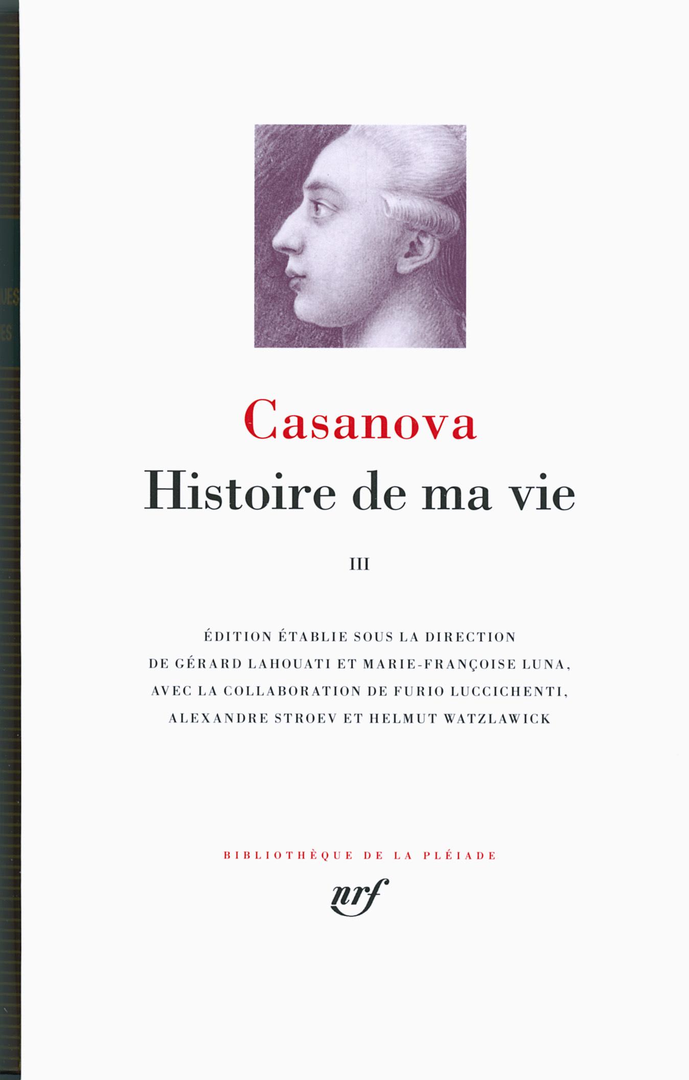 HISTOIRE DE MA VIE T3