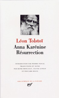 ANNA KARENINE - RESURRECTION