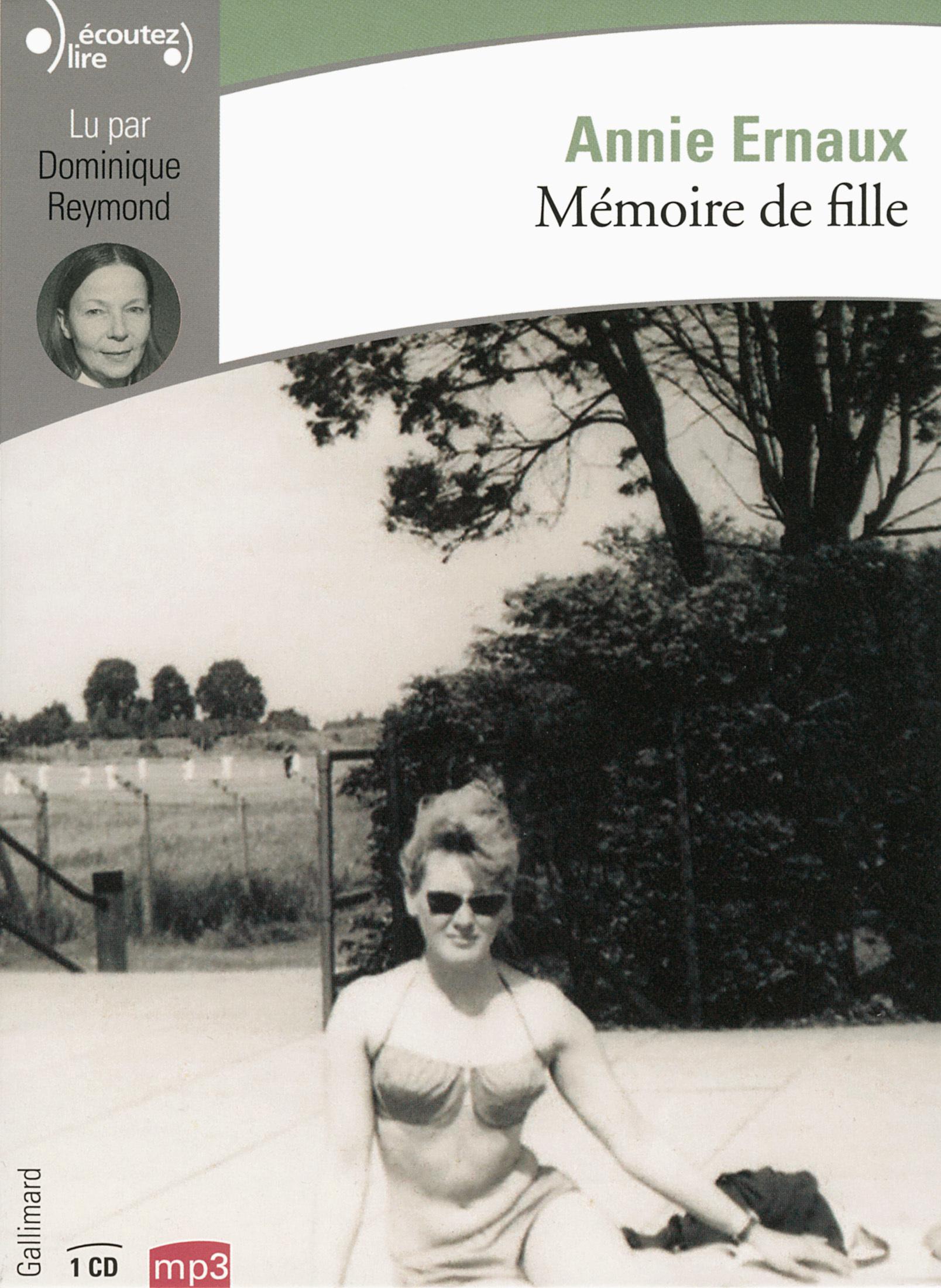 MEMOIRE DE FILLE CD