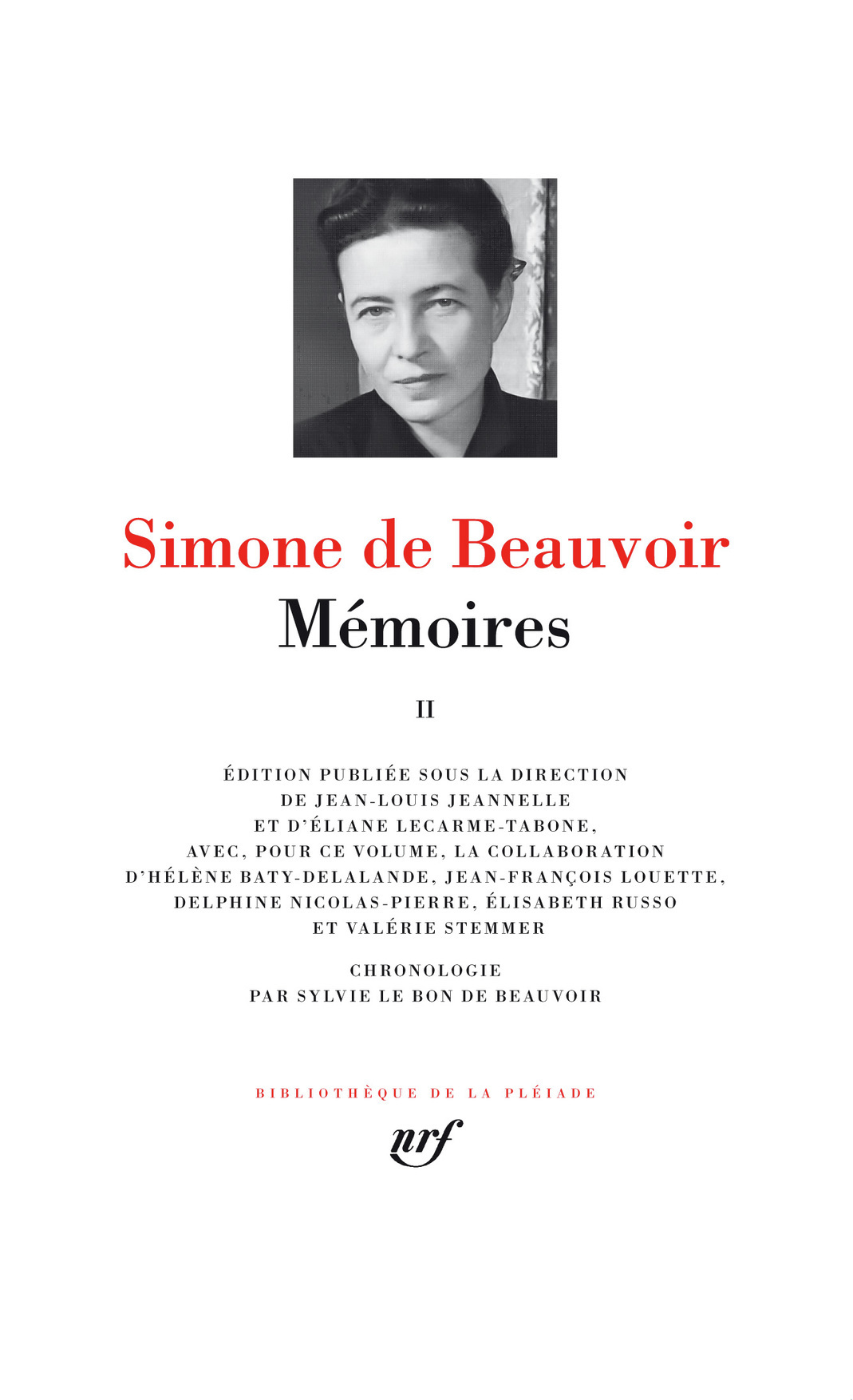 MEMOIRES (TOME 2)