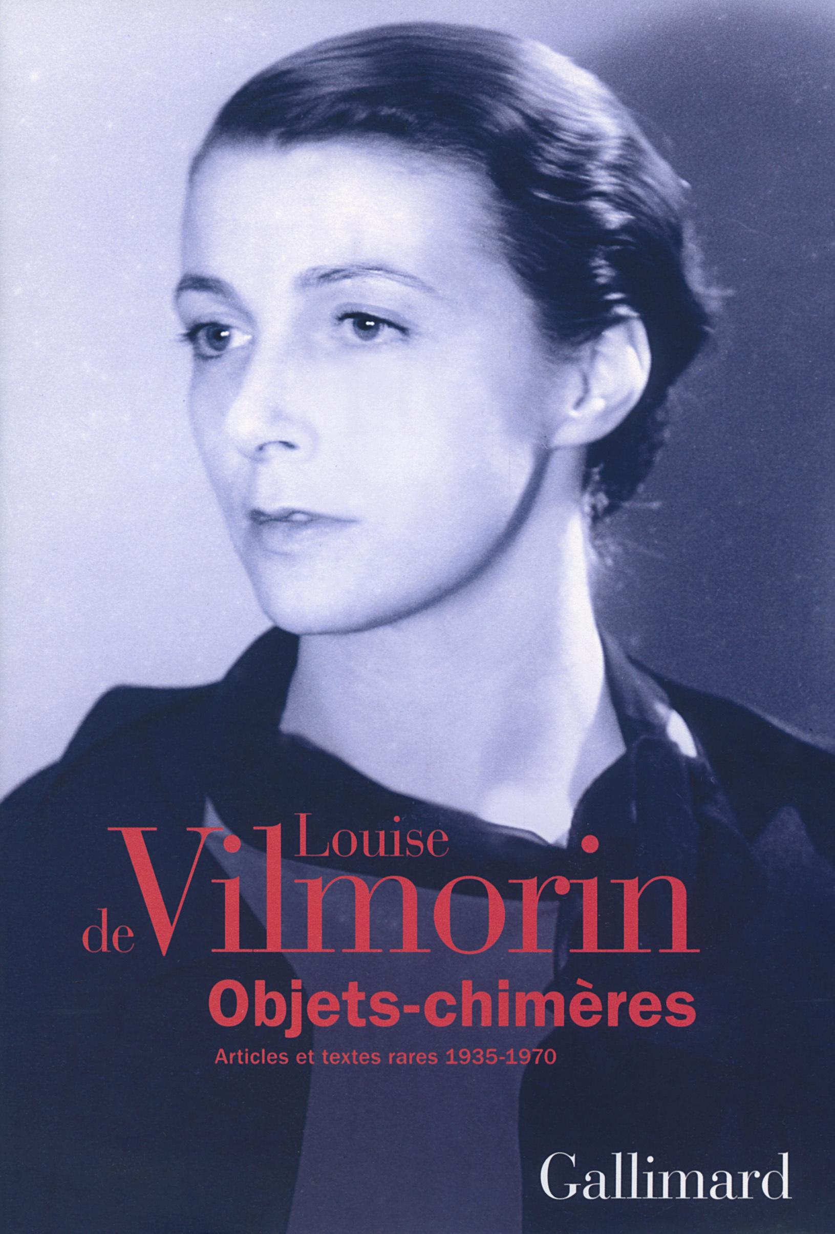 OBJETS-CHIMERES - ARTICLES ET TEXTES RARES (1935-1970)