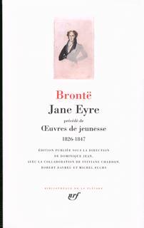 JANE EYRE 1826-1847