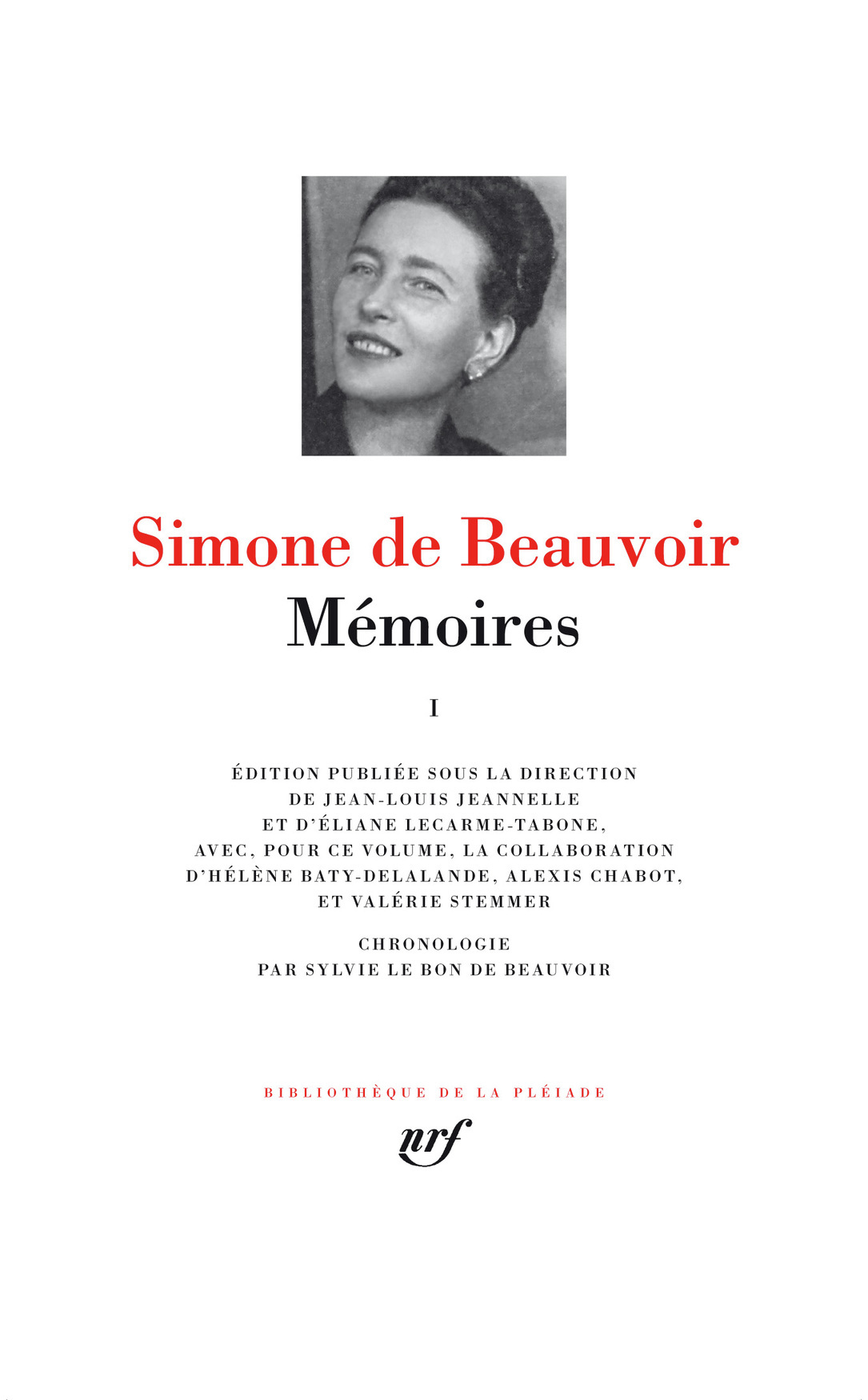 MEMOIRES (TOME 1)