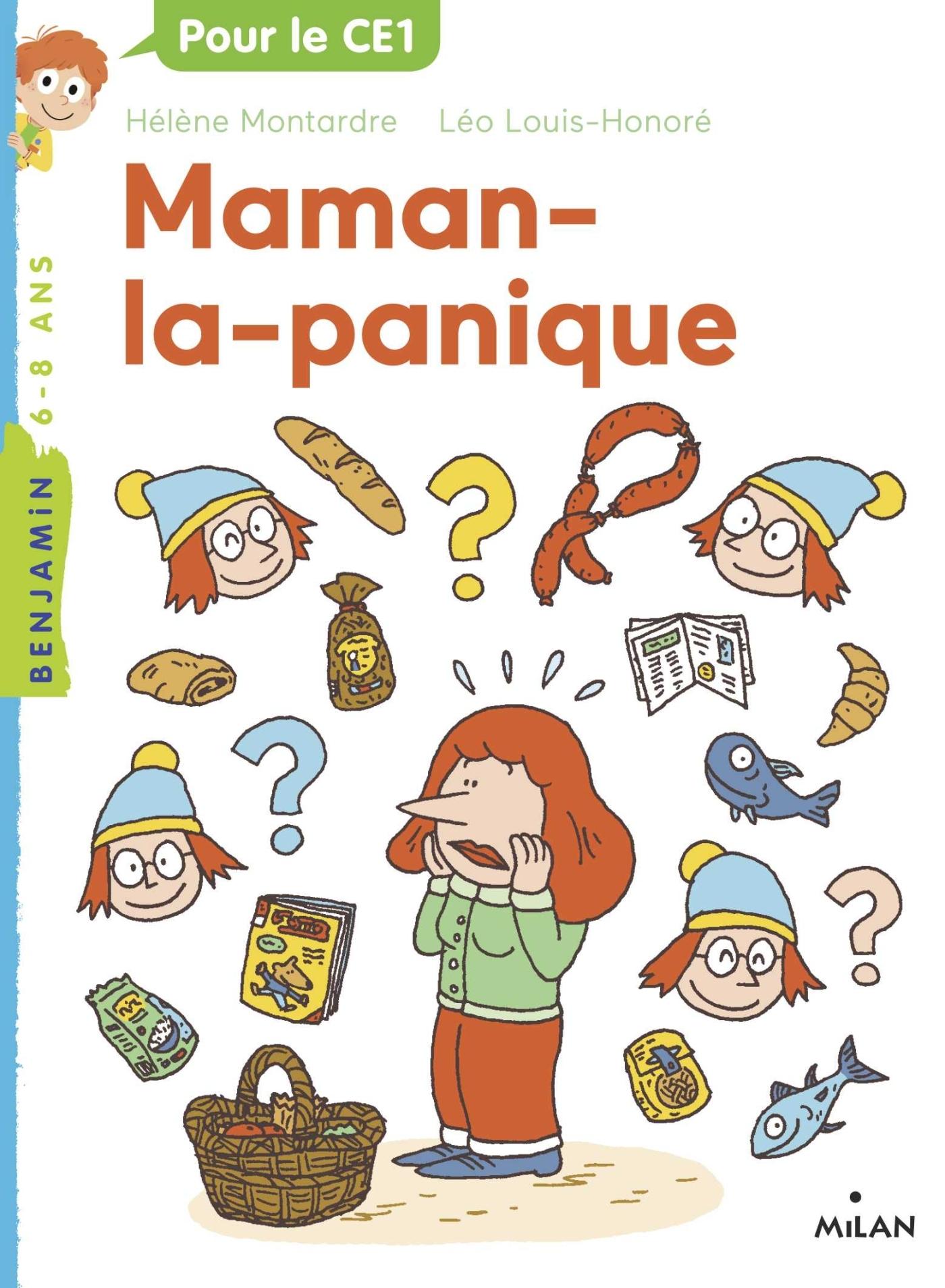 MAMAN LA PANIQUE