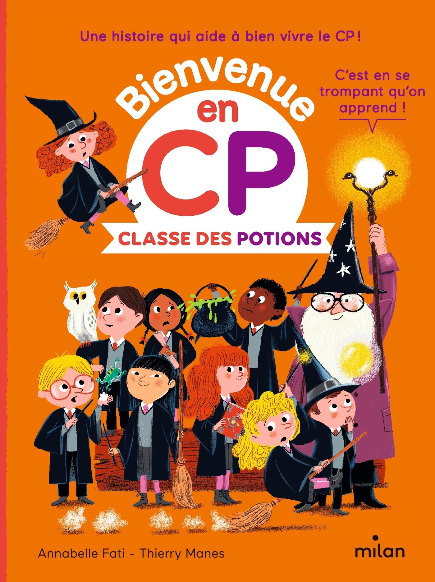 CLASSE DES POTIONS