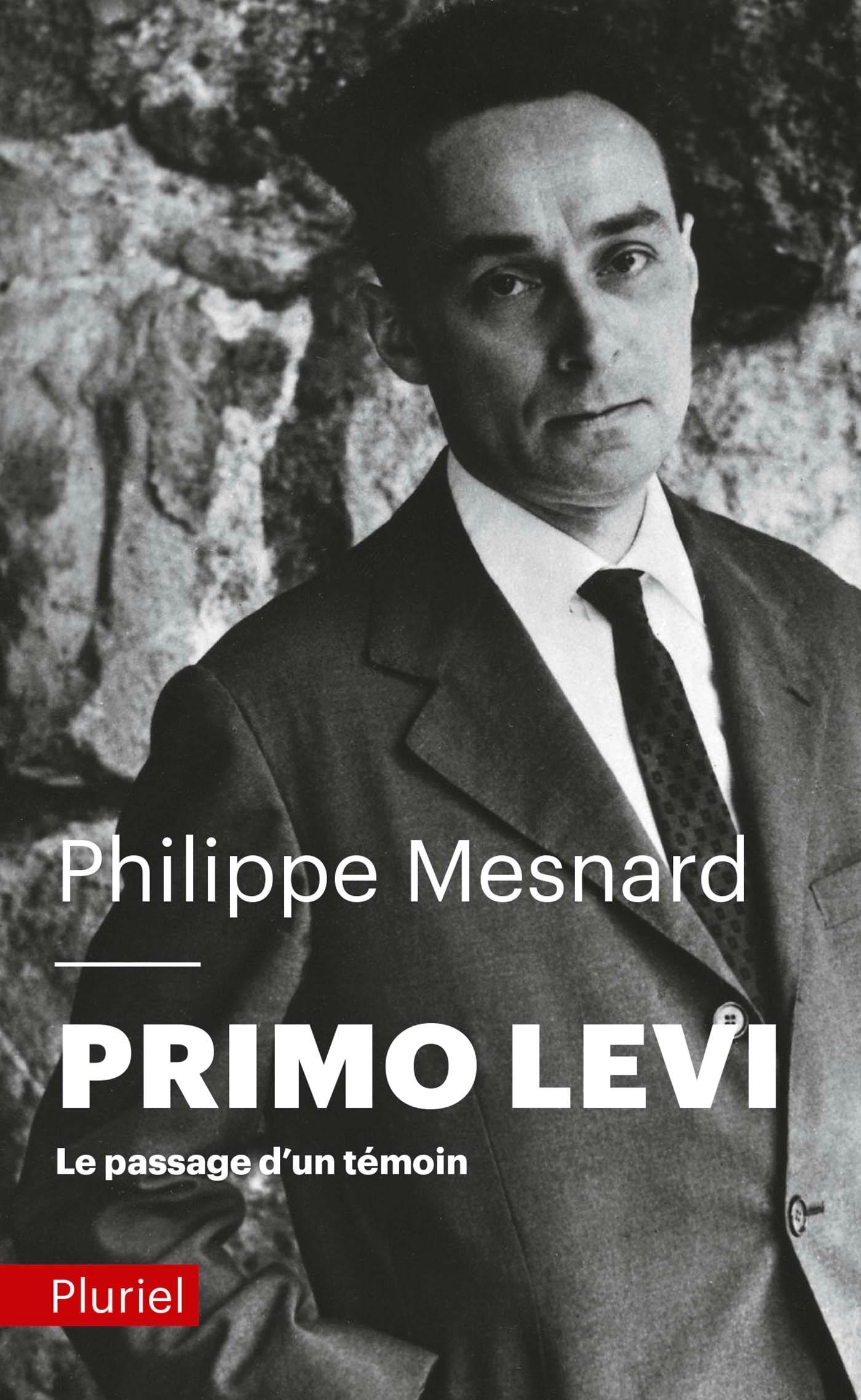 PRIMO LEVI - LE PASSAGE D'UN TEMOIN