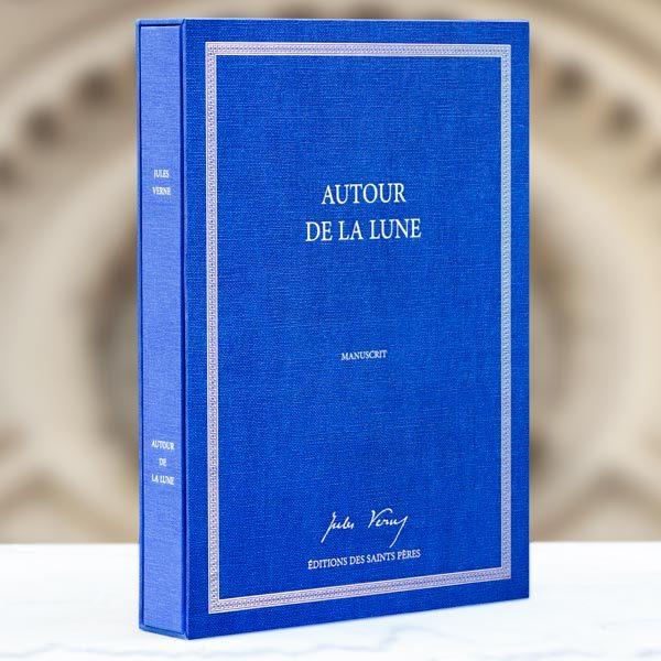 AUTOUR DE LA LUNE, LE MANUSCRIT