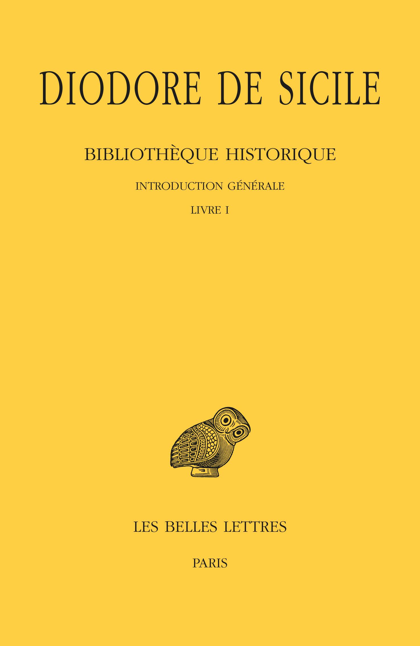 BIBLIOTHEQUE HISTORIQUE T1/INTRODUCTION GENERALE L1