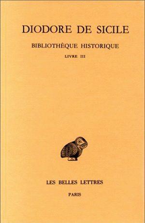 BIBLIOTHEQUE HISTORIQUE T3 L3