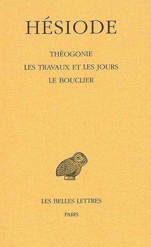 THEOGONIE-LES TRAVAUX ET LES JOURS-BOUCLIER