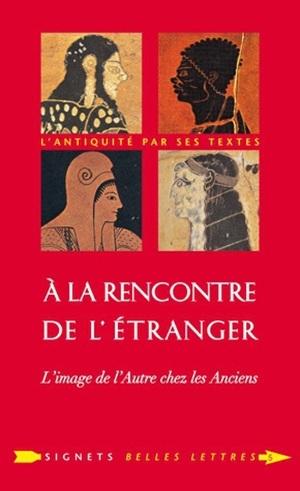A LA RENCONTRE DE L'ETRANGER