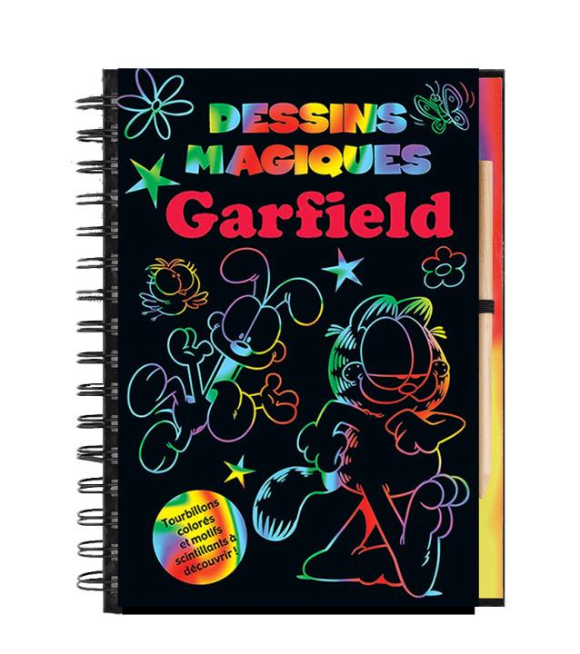 GARFIELD-DESSINS MAGIQUES