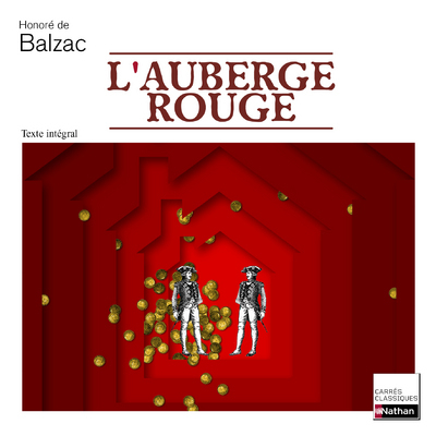 BALZAC AUBERGE ROUGE