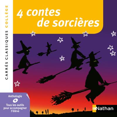 4 CONTES DE SORCIERES - NUMERO 44