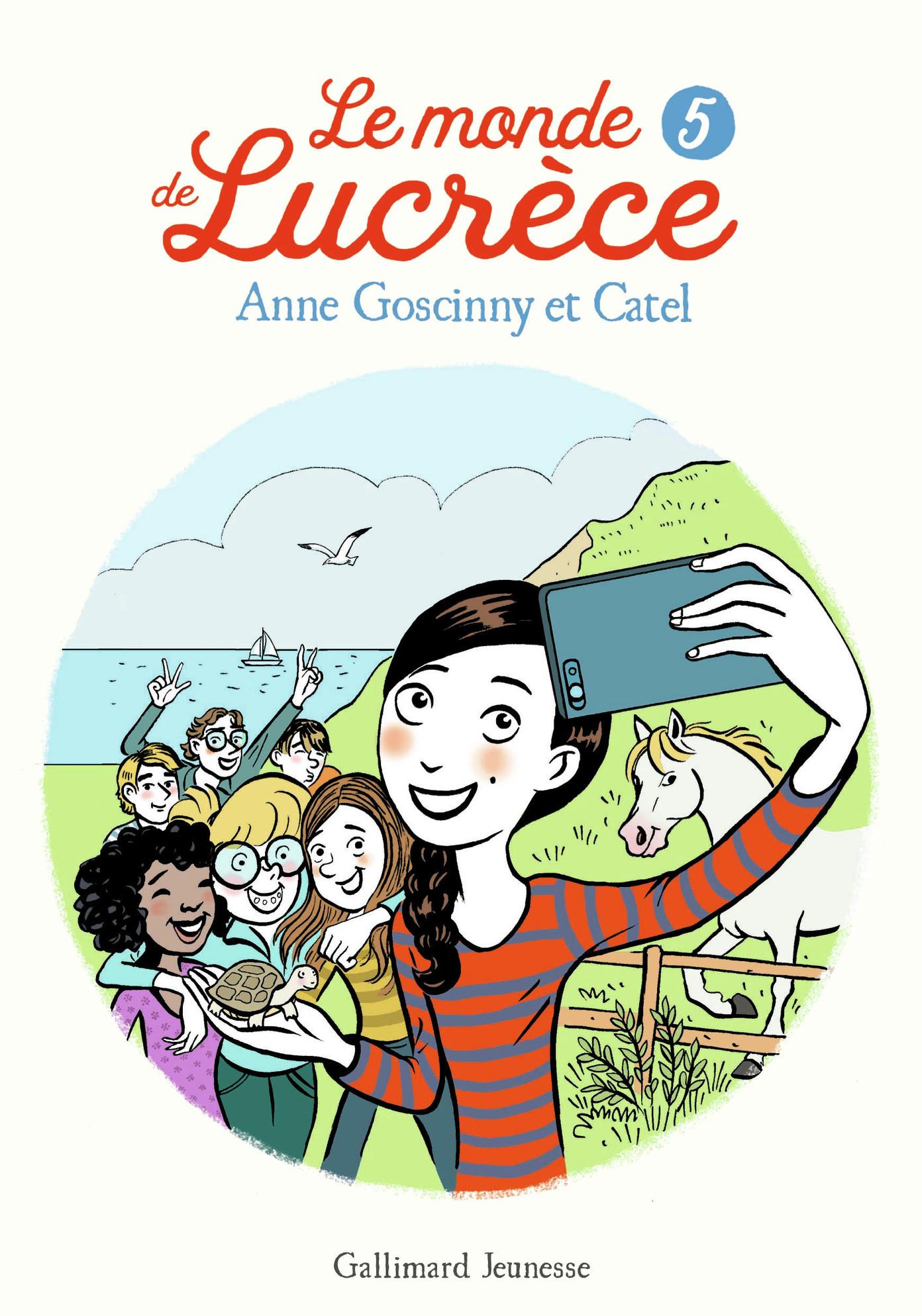 Le monde de Lucrèce v.5