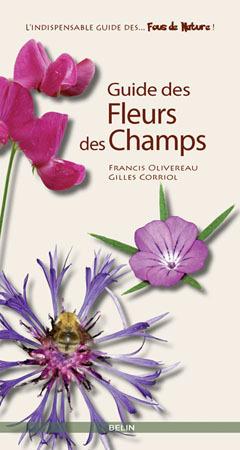 Guide des fleurs des champs