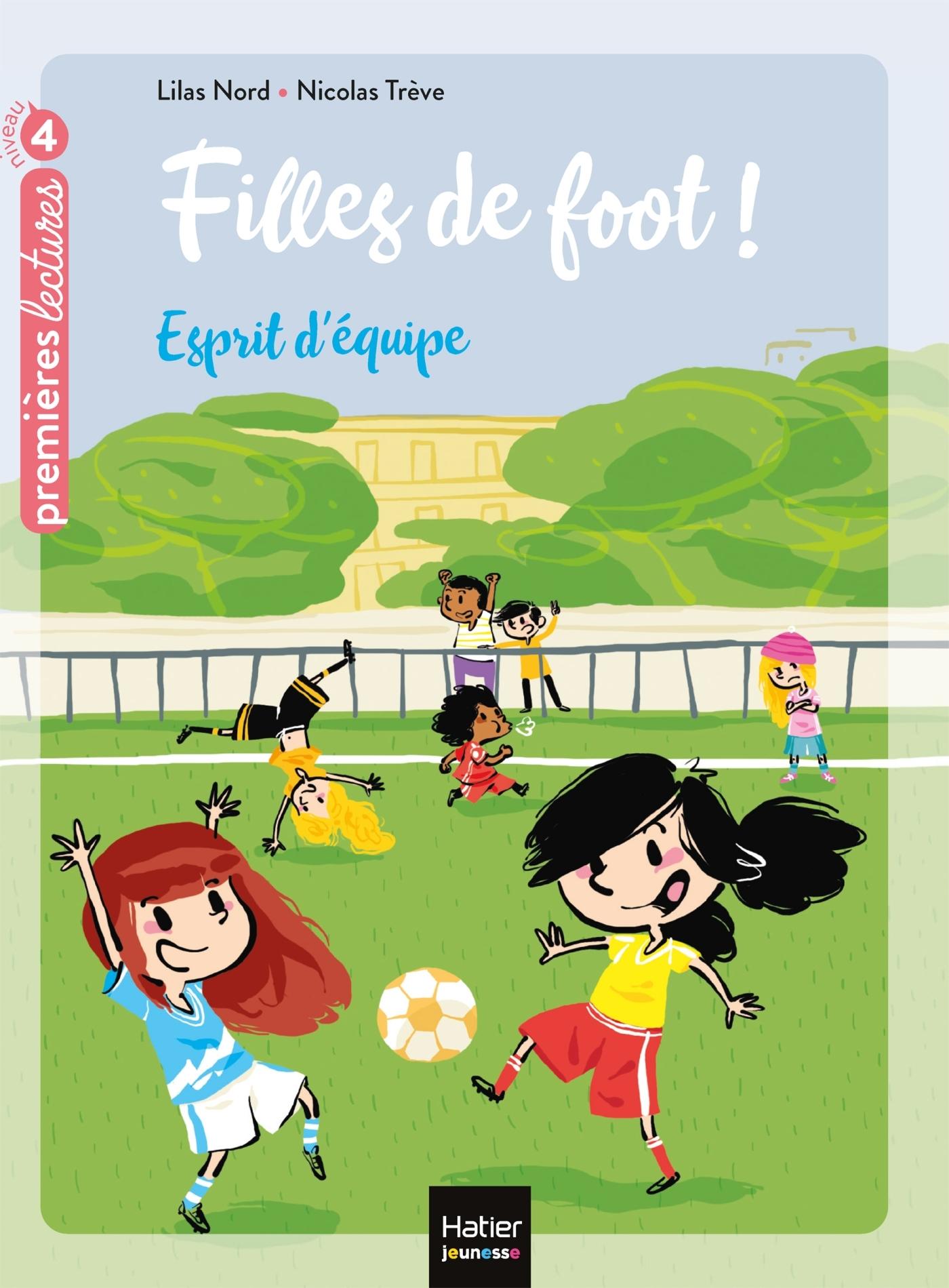 Esprit d'équipe v.2 : filles de foot
