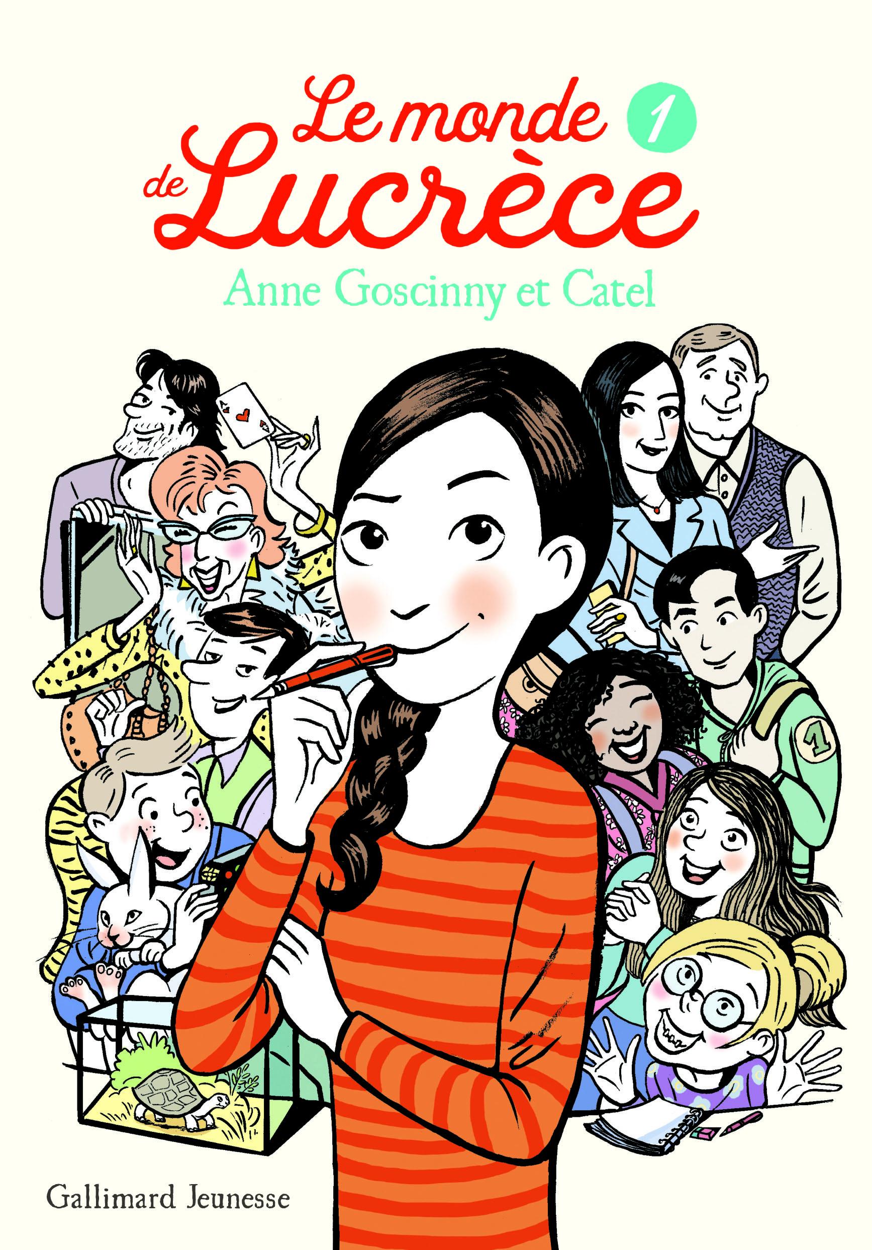 Le monde de Lucrèce v.1