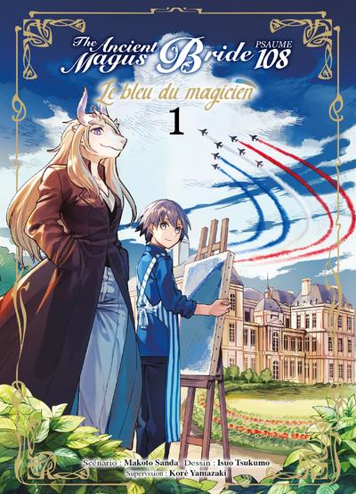 Le Bleu du magicien v.1