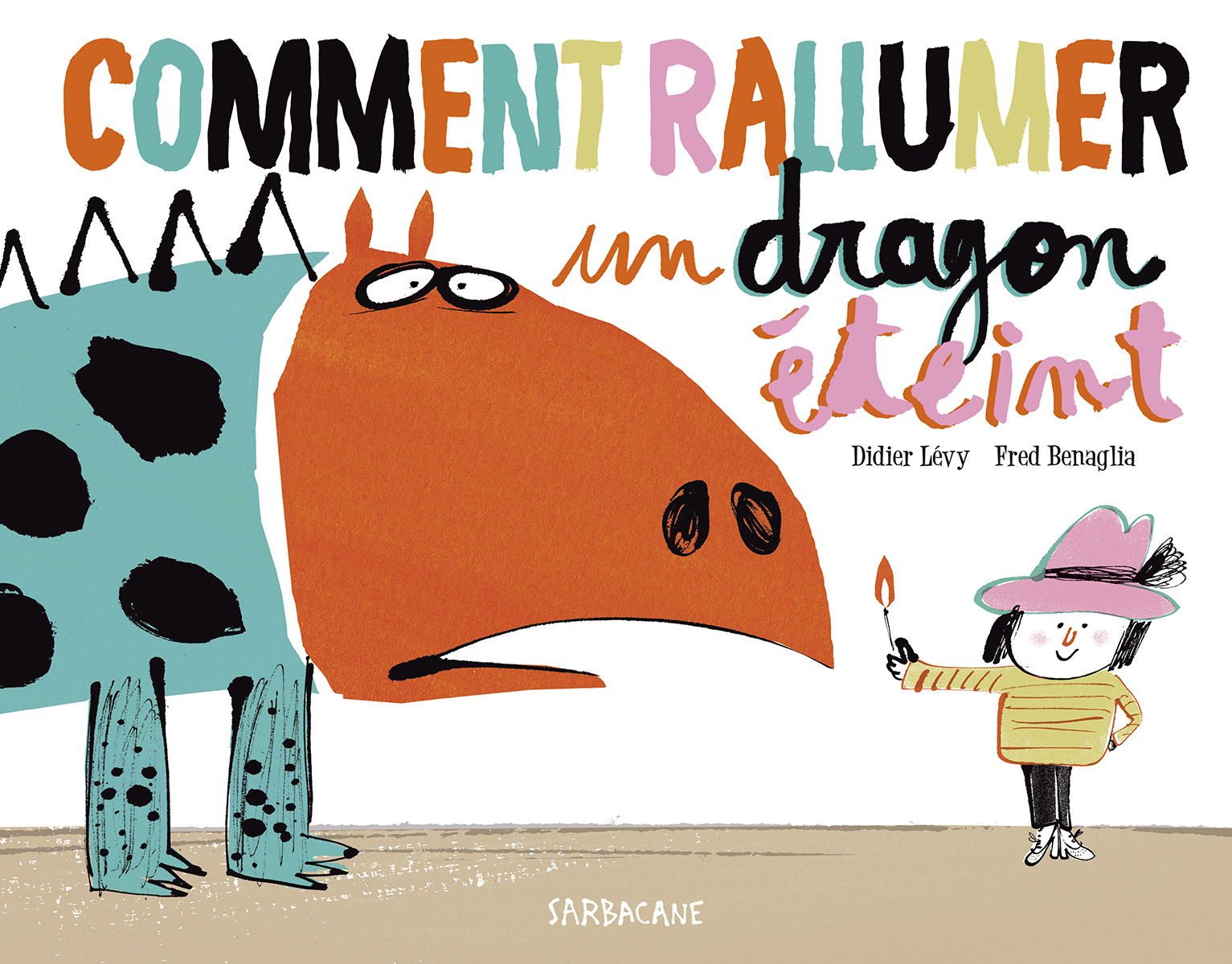 Comment rallumer un dragon éteint